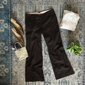 30 % OFF Gap Brown Modern Fit Flare Trousers 10